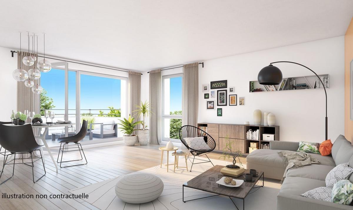 offres programmes neufs Immobilier de luxe : appartement ...